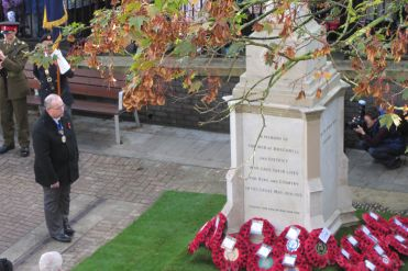 wreath laying 2014